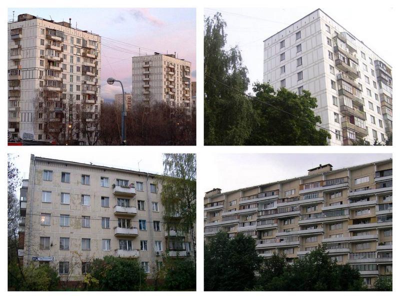 Варианты блочных домов