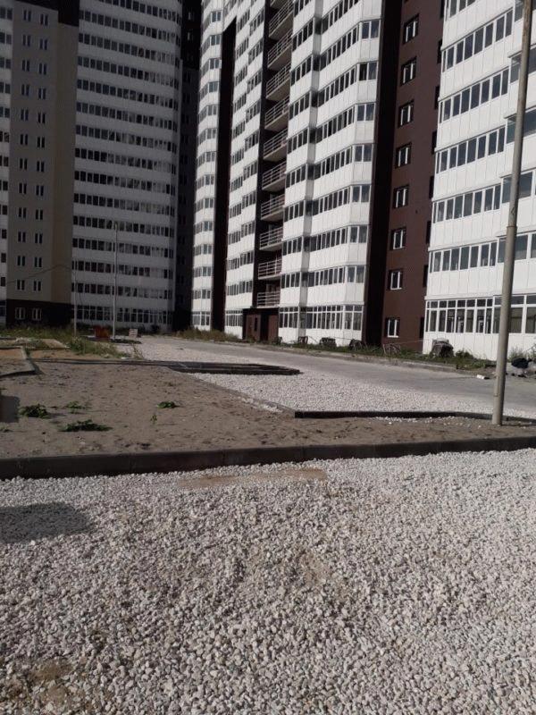 Фотоотчет о продвижении строительства в официальной группе дольщиков