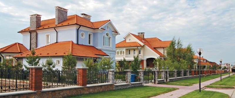 Коттедж в Истринском районе
