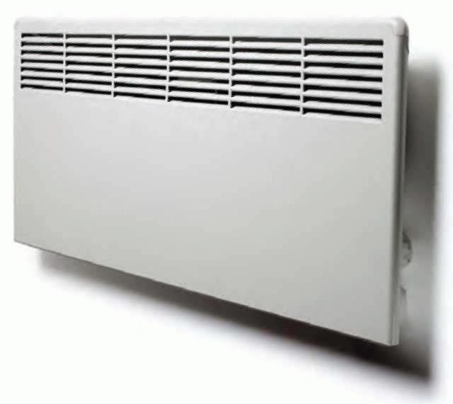 Электрический конвектор для отопления