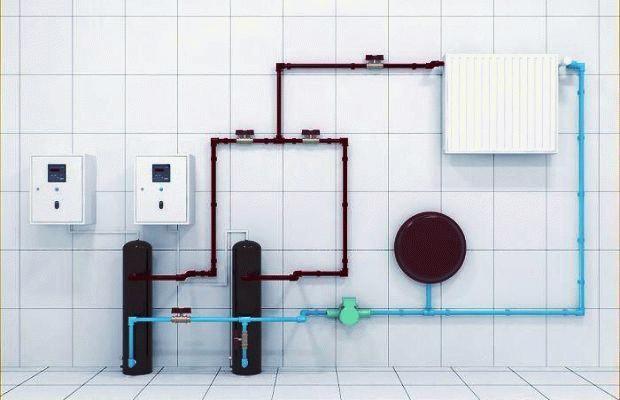 Индукционная система отопления