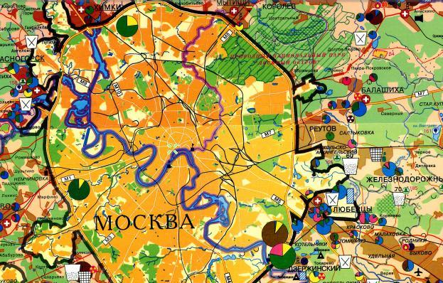 Экологическая карта