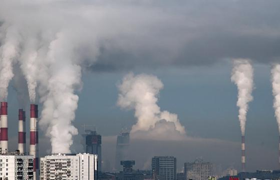 Причины загрязнения Москвы