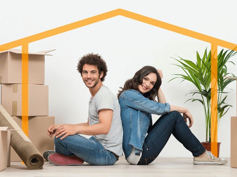 Строительство дома можно осуществить посредством оформления кредита в банке для покупки строительных материалов и осуществления работ