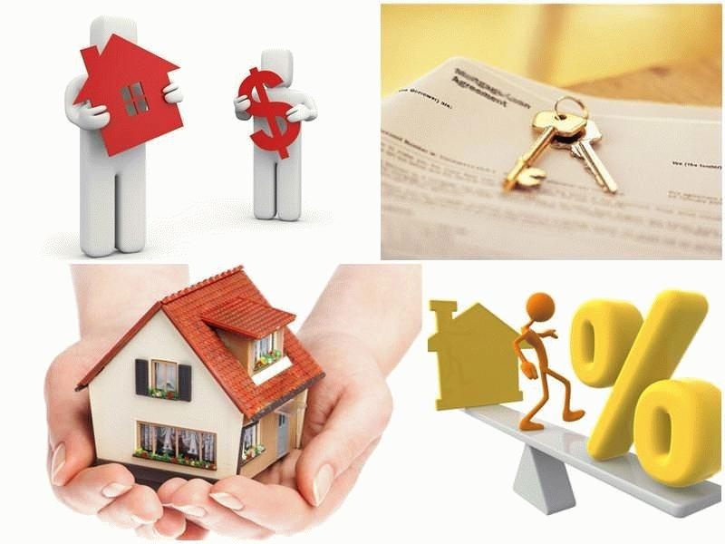 Покупка недвижимости по ипотеке обязательно сопровождается оформление права собственности