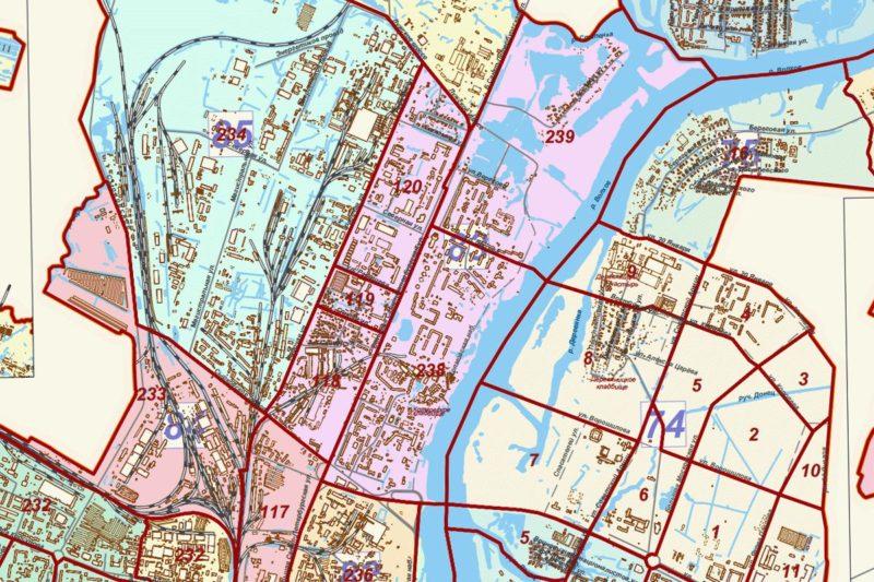 Публичная карта