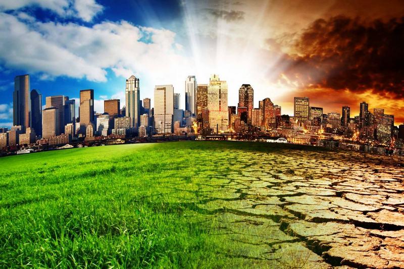 Изменение экологии