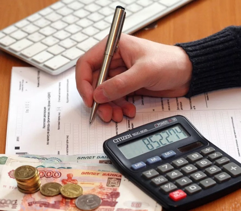 Декларация о доходах – обязательный документ при оформлении заявления в ФНС
