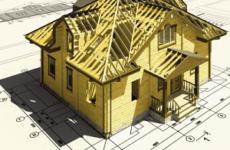 Как определяется площадь застройки здания