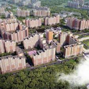 Средняя цена квадратного метра вторичного жилья в Москве