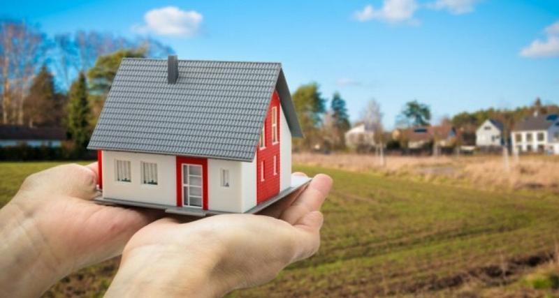 Строительство дома для проживания