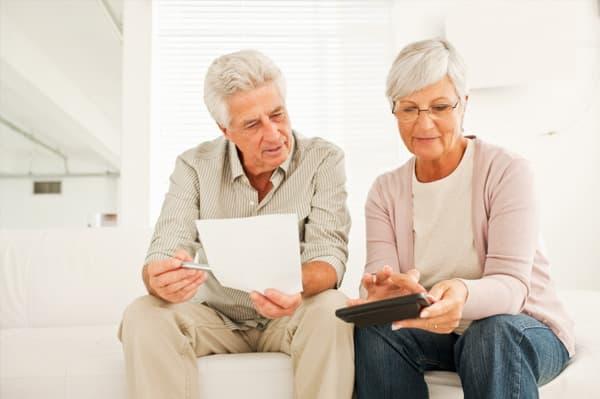 Пенсионеры считают выплаты