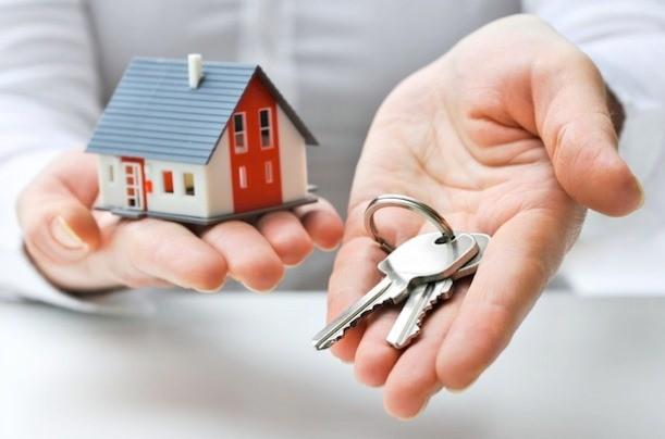 Покупка квартиры в кредит.