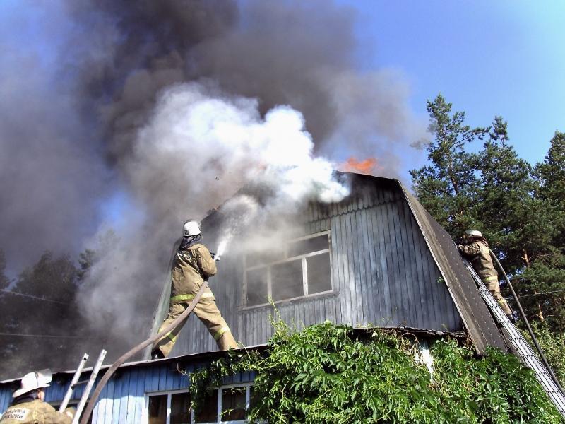 Противопожарные меры безопасности