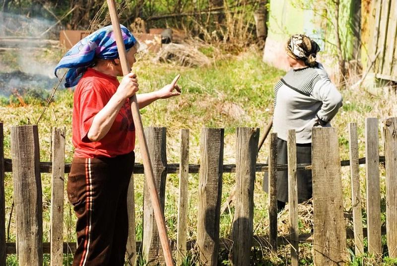 Неточность границ становится причиной затяжных конфликтов между соседями