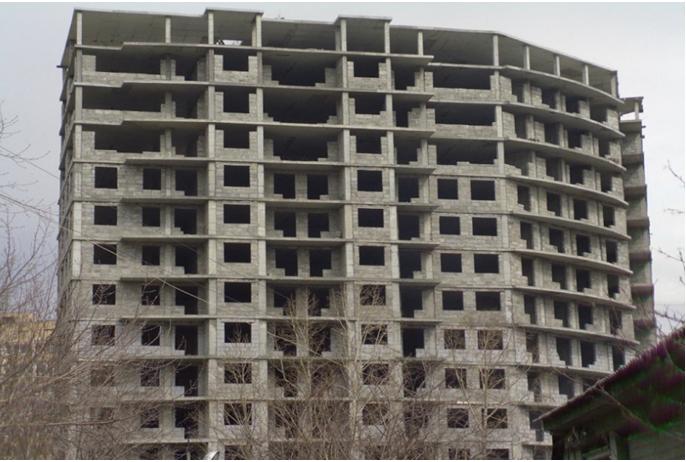 Долгострой апартаментов