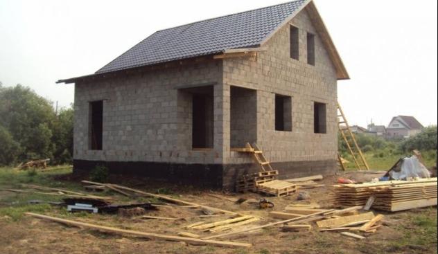 Объект незавершенного строительства