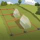 Перераспределение границ земельного участка и образование нового участка