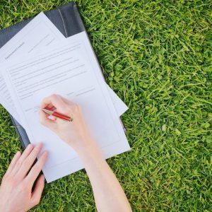 Правоудостоверяющие документы на земельный участок