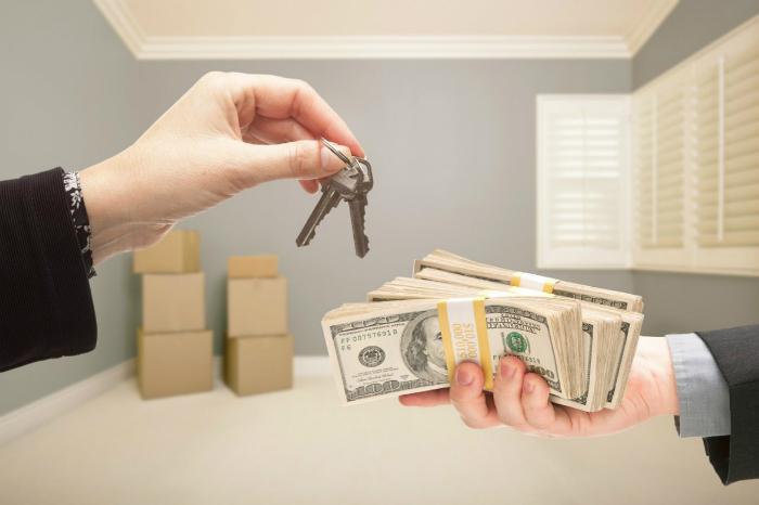 Продажа ипотечной квартиры за наличные