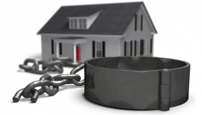 Снятие обременения с ипотеки