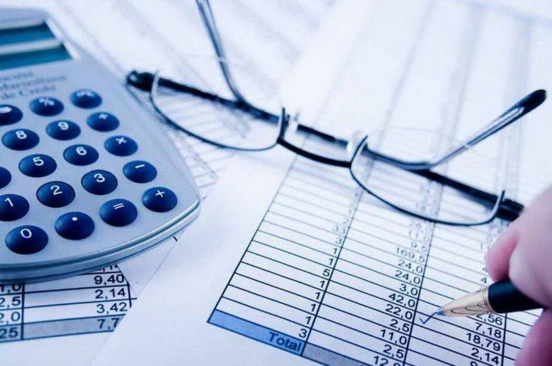Определение суммы налогов