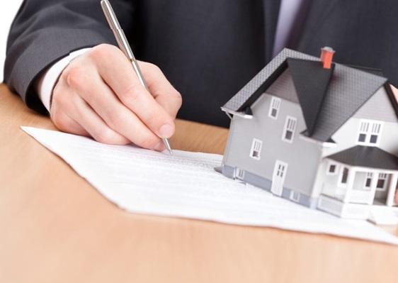Подписывается договор ипотеки