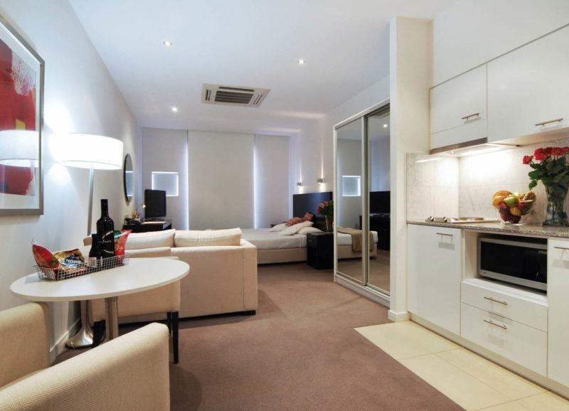Пример квартиры-студии