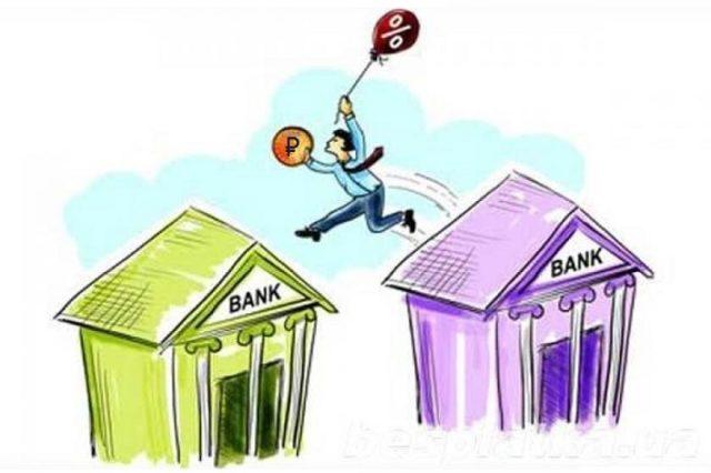Выбор банка для ипотеки.
