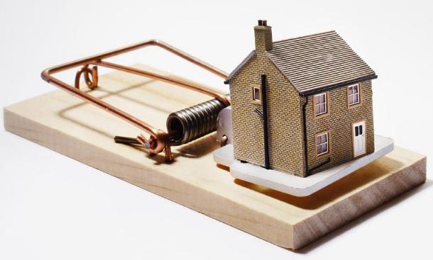 Риск утраты права собственности