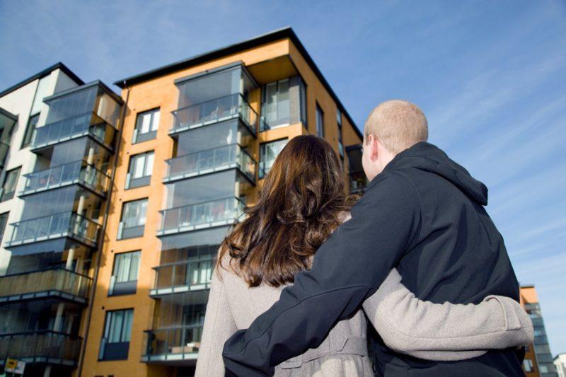 Получение квартиры в городе