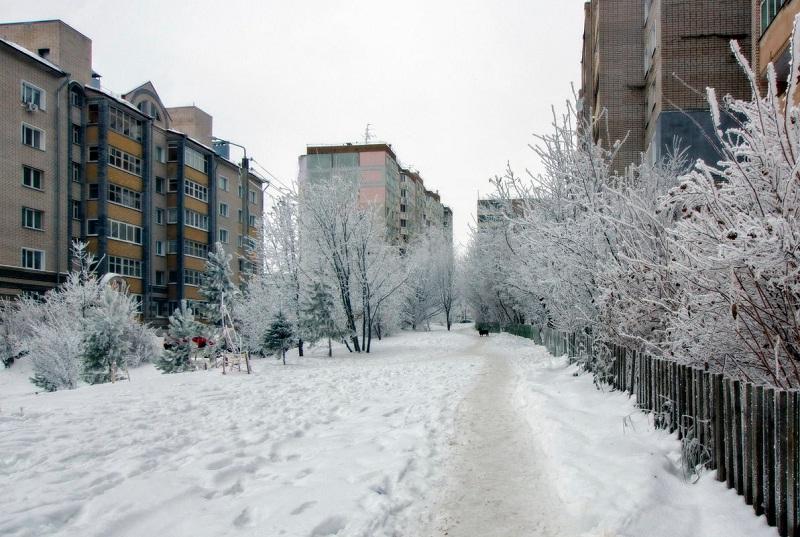 Зимой можно купить квартиру по самой выгодной цене