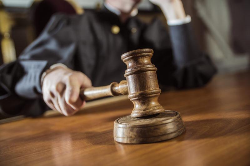 Судебное взыскание по арендной плате