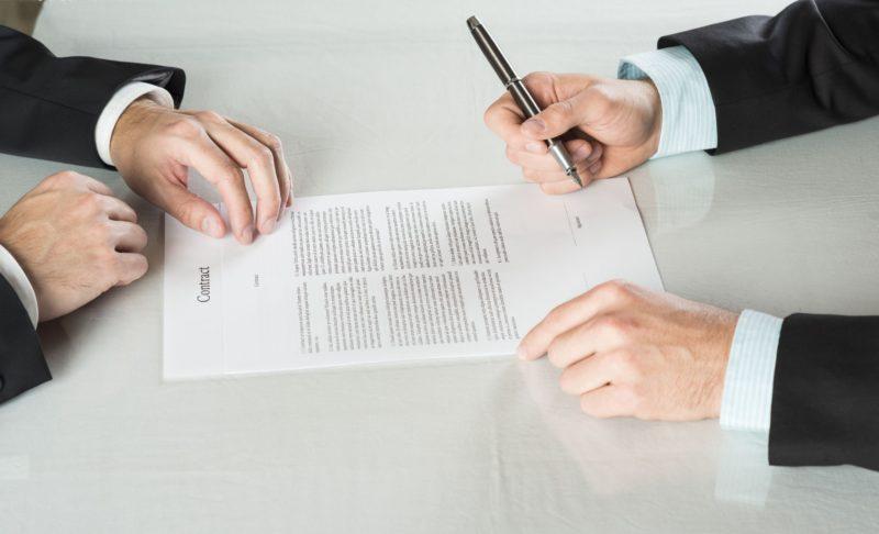 Для проверки соглашения лучше привлечь квалифицированного юриста