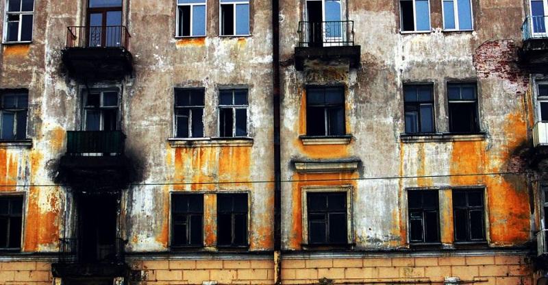 Пожар в здании может являться поводом для расселения