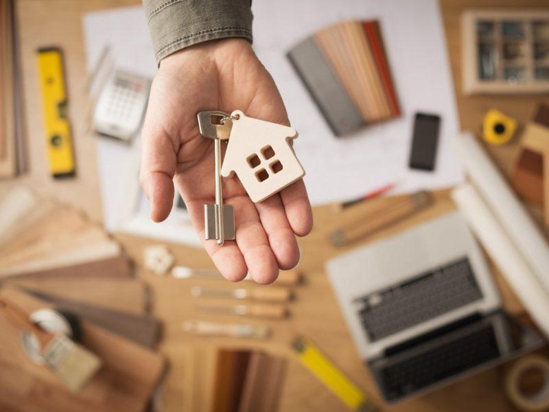 Покупка квартиры - <span class=