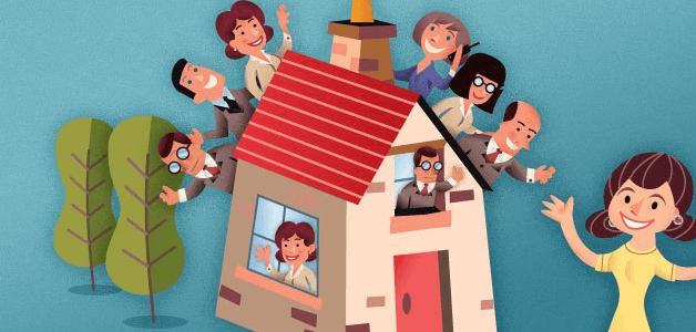 Покупка-продажа комнаты в коммунальной квартире