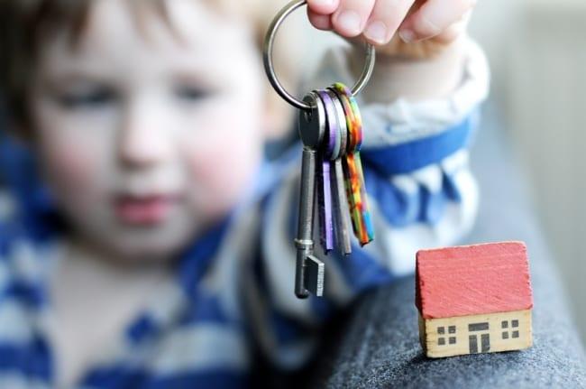 Покупка квартиры с несовершеннолетним