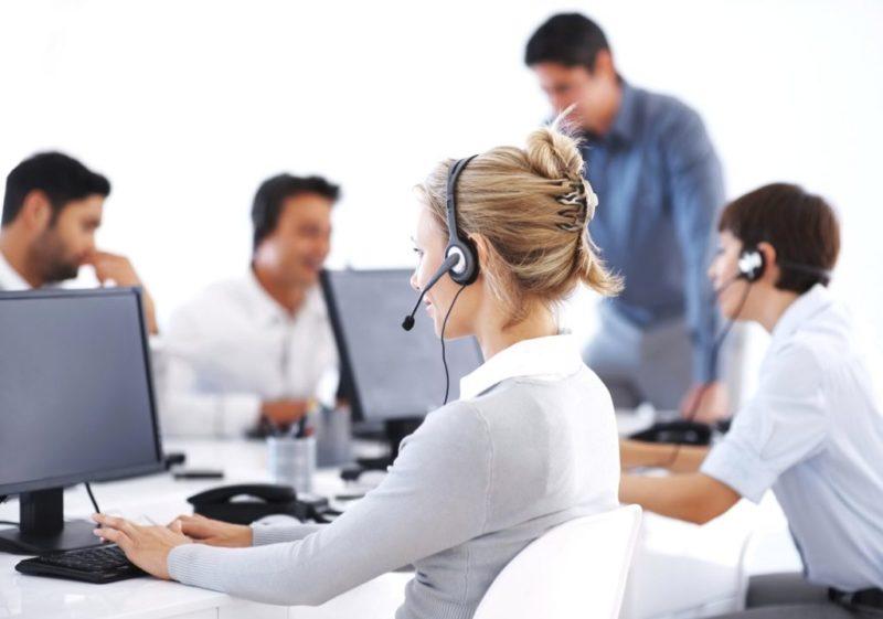 Поддержку по телефону можно получить за считанные минуты