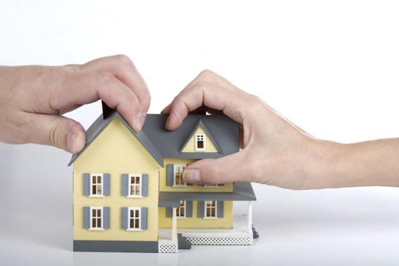 Как переписать долю в квартире на родственника другого дольщика другого человека